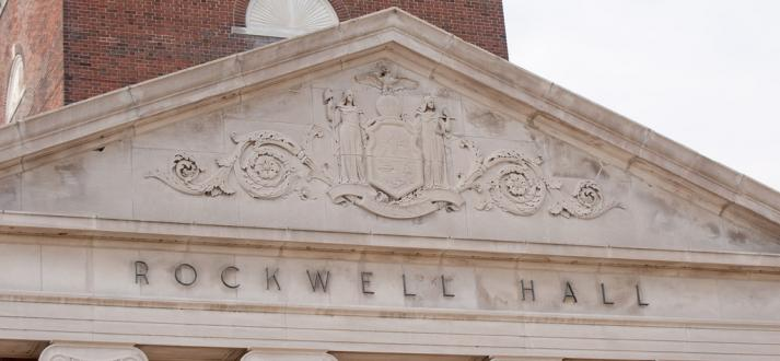 Rockwell Hall at Buffalo State College